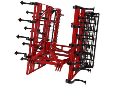Kultywator uniwersalny do uprawy ścierniskowej i pościerniskowej do ciągników o mocy od 105 KM